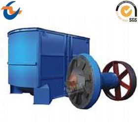 D type waterpower pulping machine